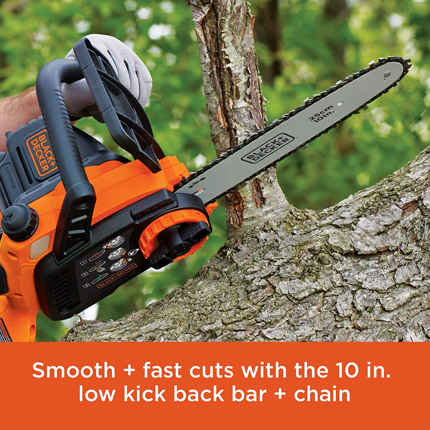 lightweigh chainsaw