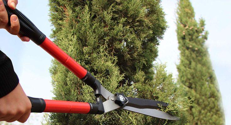 Expandable steel handle