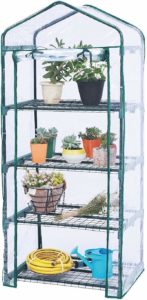 Mini Greenhouse Indoor Outdoor Kit